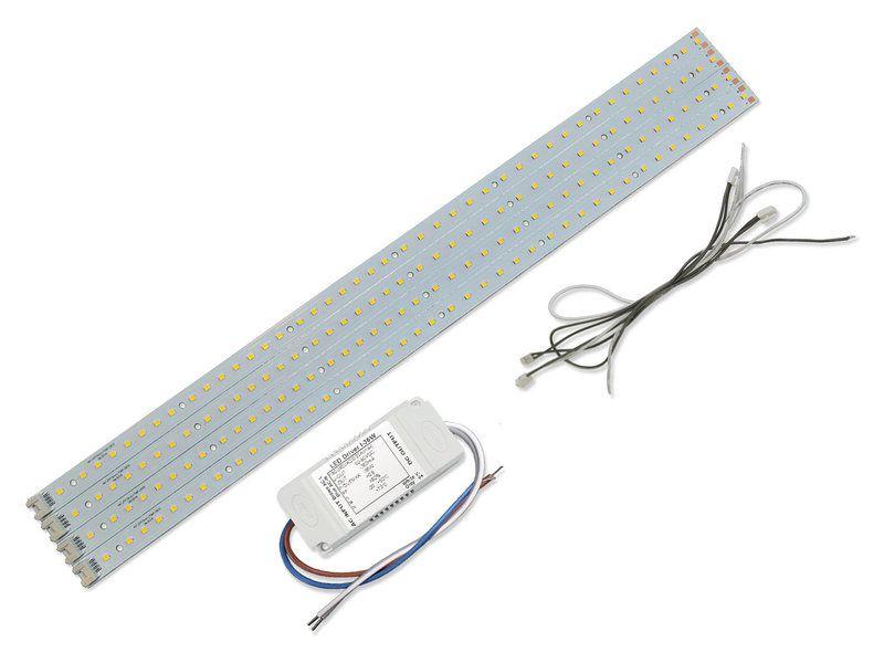 Комплект линеек с драйвером и проводами Affina INV