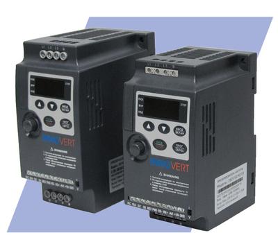 Преобразователи  частоты INNOVERT ISD-mini ISD091M21B Одна фаза, 220 В, 50/60 Гц, выход 3 фазы 220 В