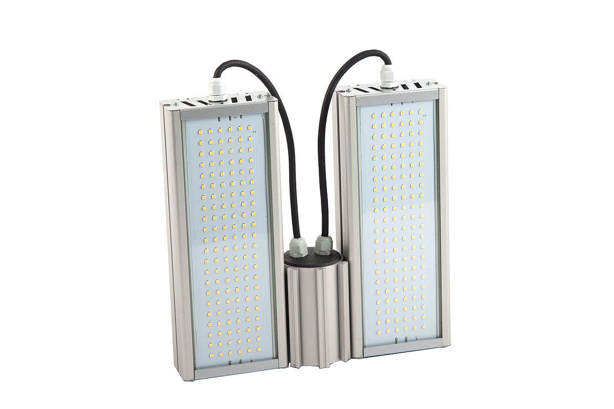 МОДУЛЬ уличный светильник SVT-STR-M-48W-DUO-C
