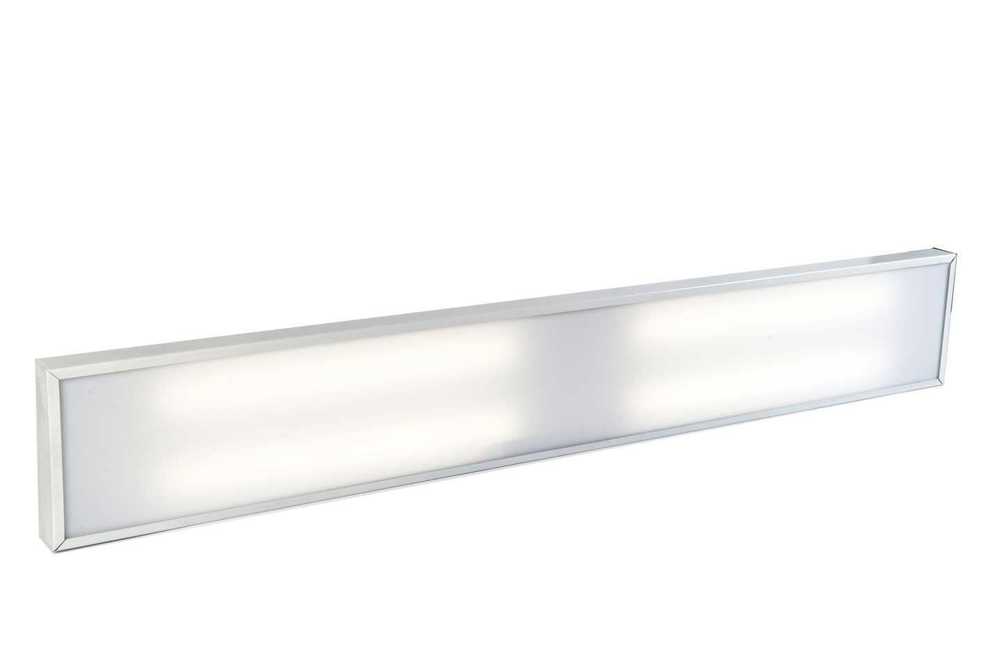 Светодиодный светильник Армстронги SVT-ARM-U-1200x180x40-30W-PR
