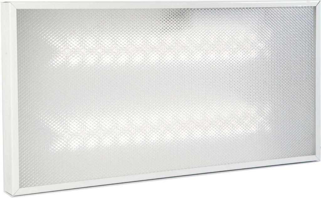 Светодиодный светильник Армстронг SVT-ARM-U-595x295x40-18W-PR