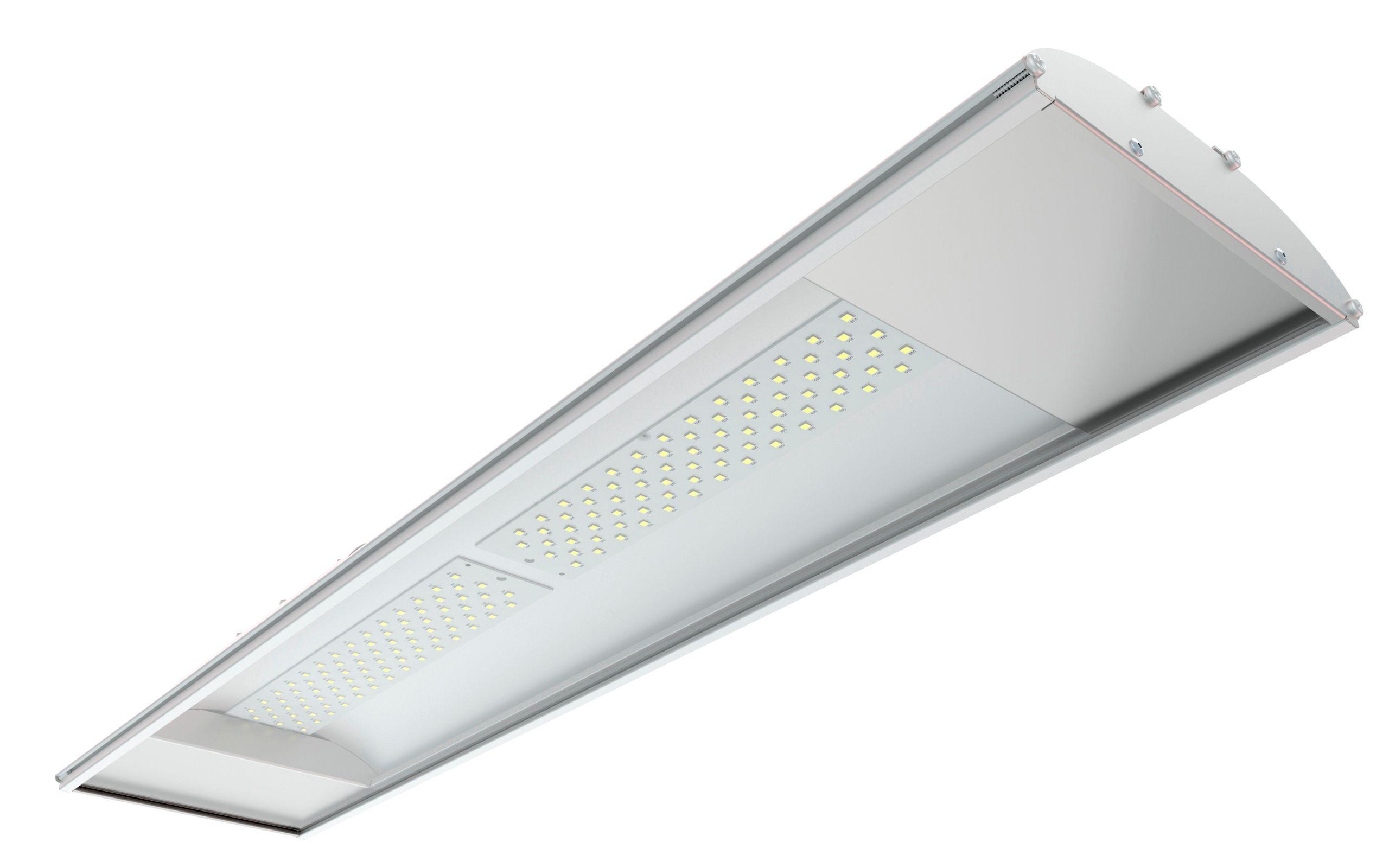 Консольный уличный светильник ДКУ-95/11400