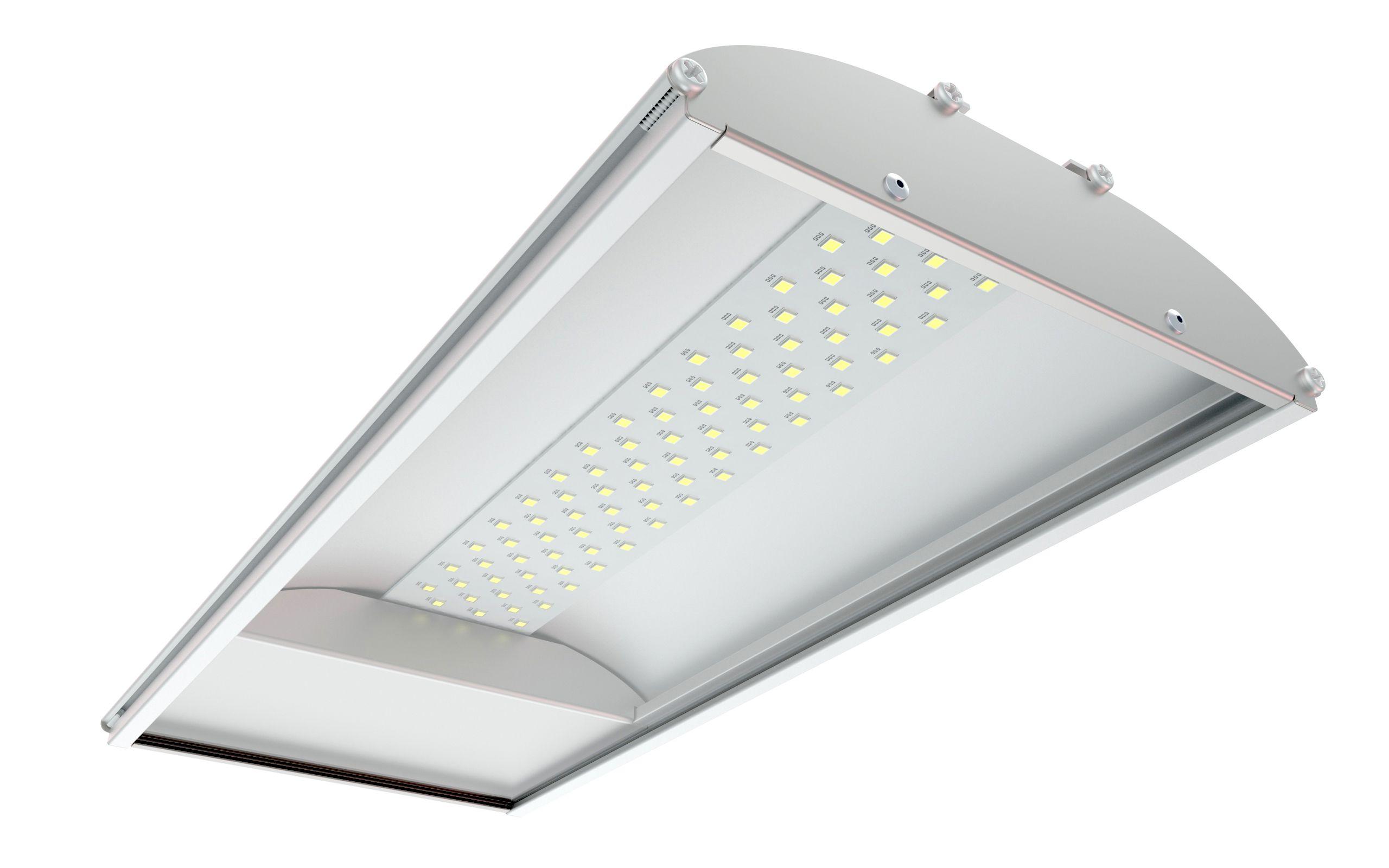 Уличный светодиодный светильник ДКУ-48/5700