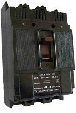 Автоматический выключатель АЕ 3114 100 А