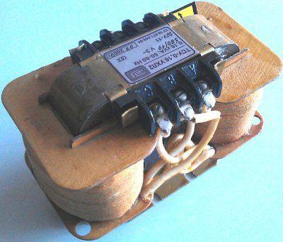 Трансформатор ТСУ - 0,16 кВт 380/220 В