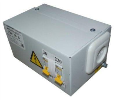 Ящик ЯТП-0,25  220/36 В