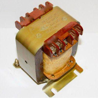 Трансформатор напряжения ОСМ1- 0,1 кВт 220/110/24 В