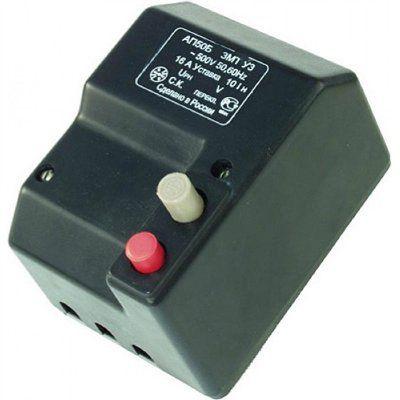 Автоматические выключатели АП-50Б 2МТ 1,6А 50Гц