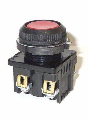 Выключатель кнопочный КЕ 011 исп.5 красная