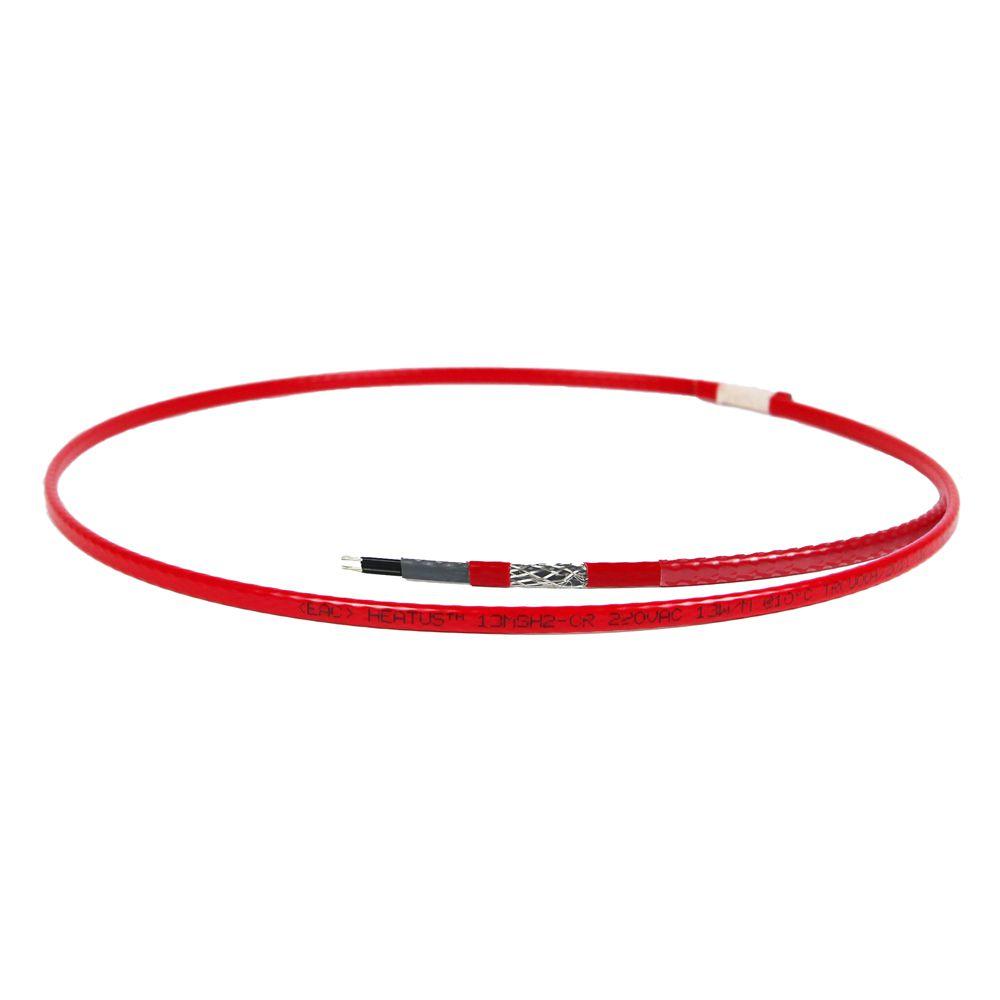 Греющий кабель внутри трубы Young Chang Silicone 13MSH2-CR