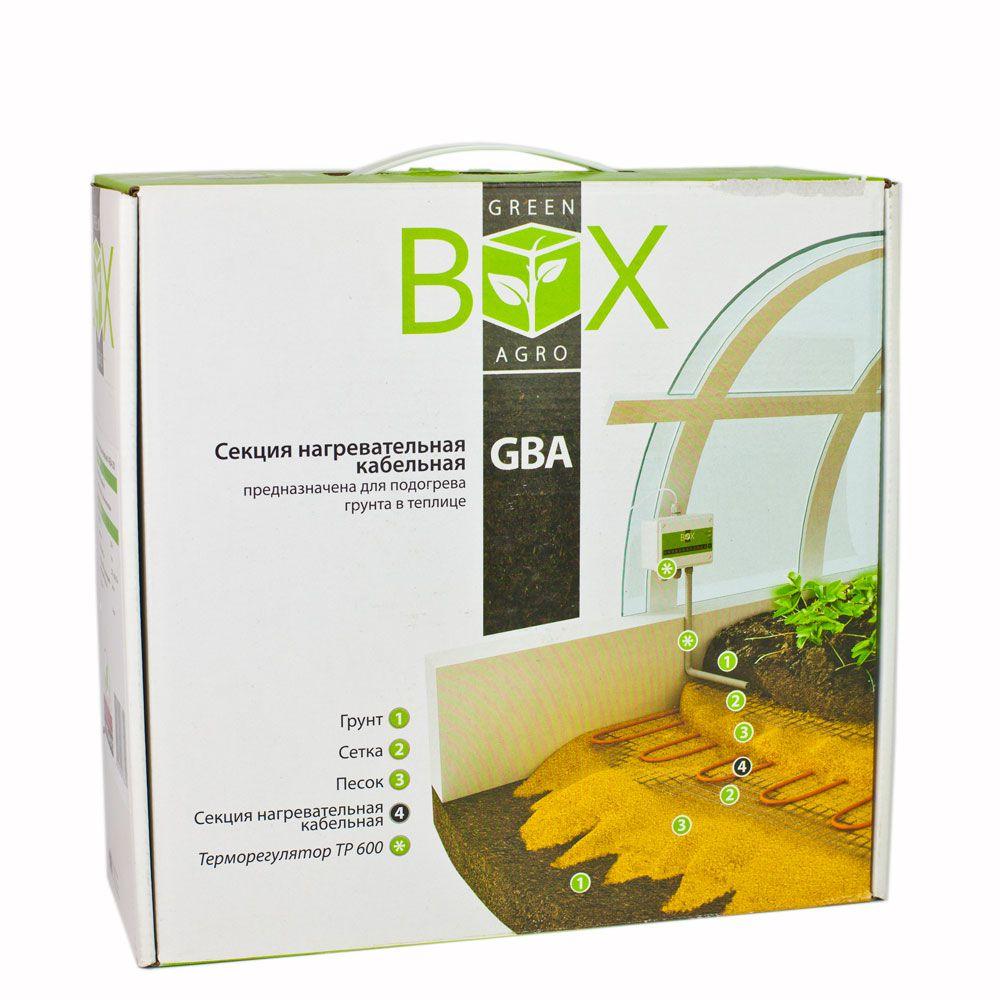 Кабель для обогрева теплиц Green Box Agro 14GBA-815