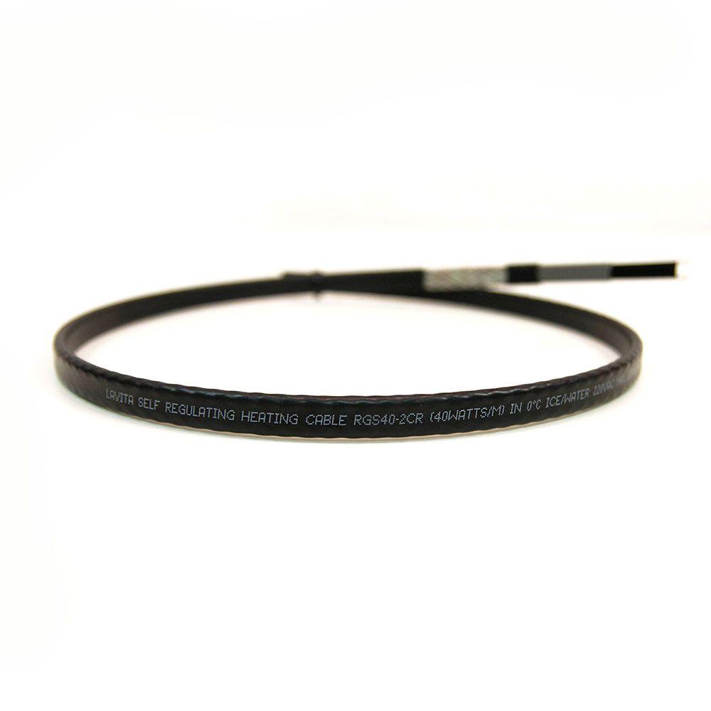 Греющий кабель Lavita RGS 40-2 CR