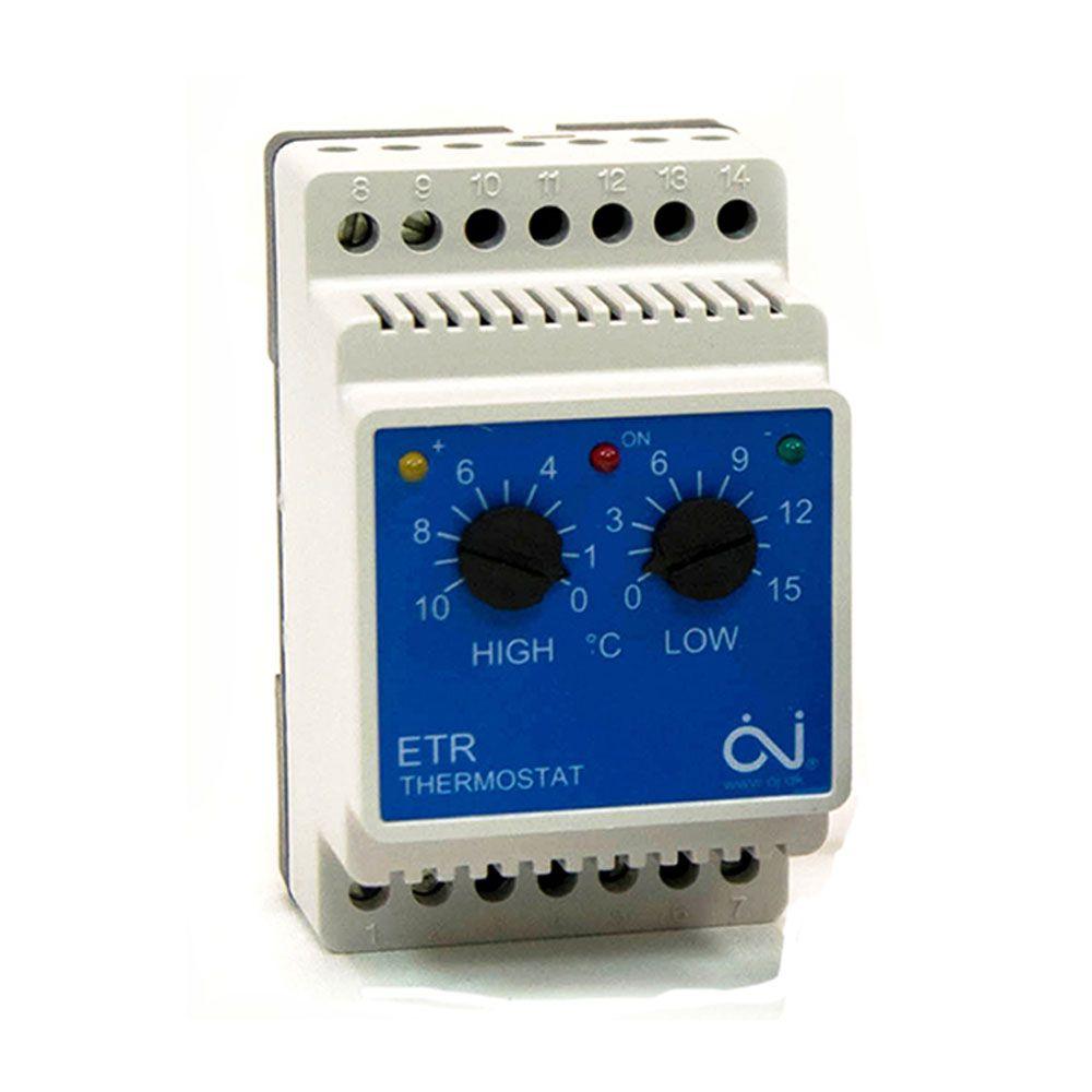 Термостат OJ Electronics ETR/F-1447A