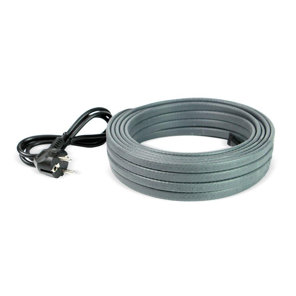 Комплект кабеля для обогрева кровли Heatus ARG-30 CR 2460 Вт 82 м