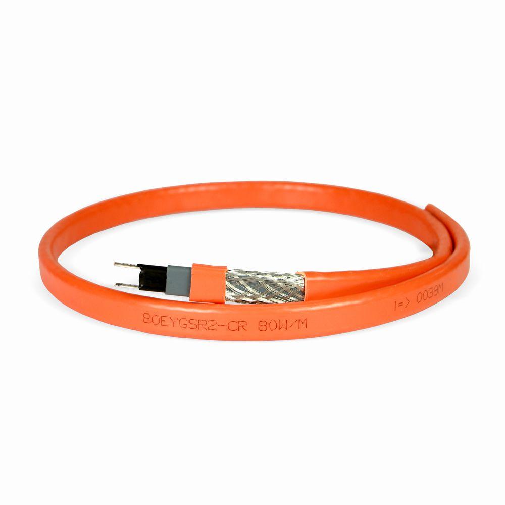 Нагревательный кабель для улицы Young Chang Silicone 80EYGSR2-CR