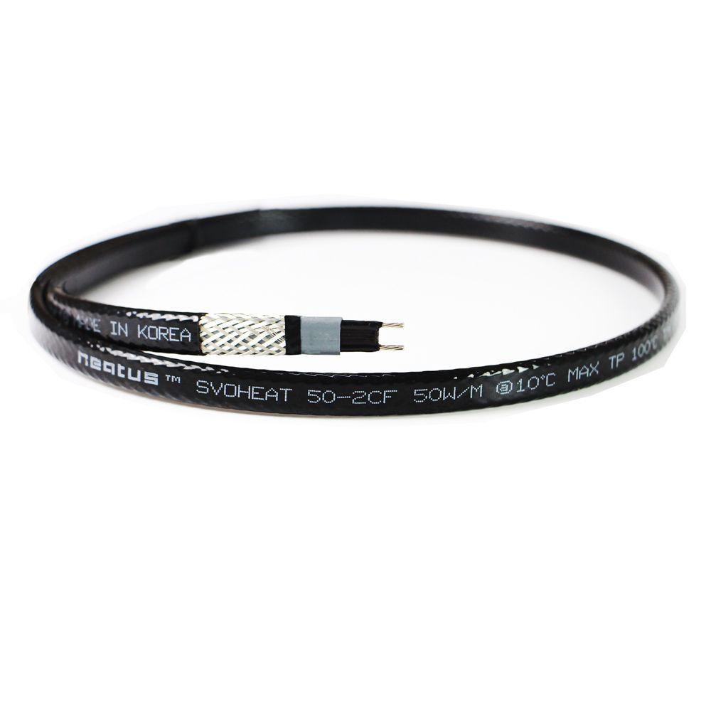Нагревательный кабель Young Chang Silicone SVOHEAT 50-2CF