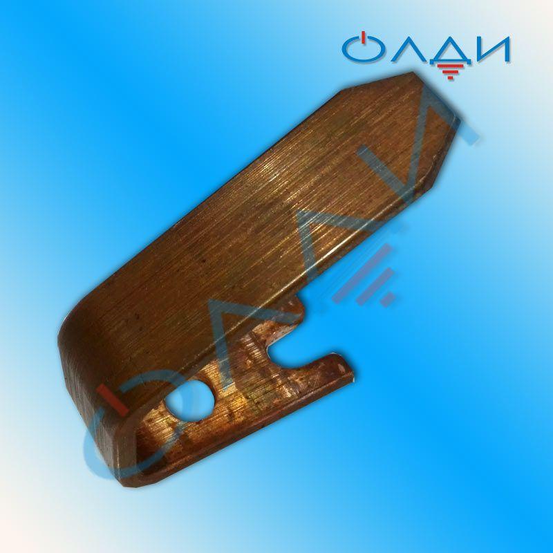 Заземляющий контакт ножей РЛНД-10 системы КРУ КРУН