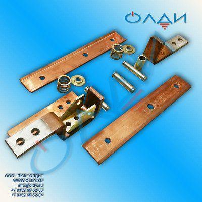 Комплект ножей к РВ-10/400 Комплект ножей к РВ-10/630