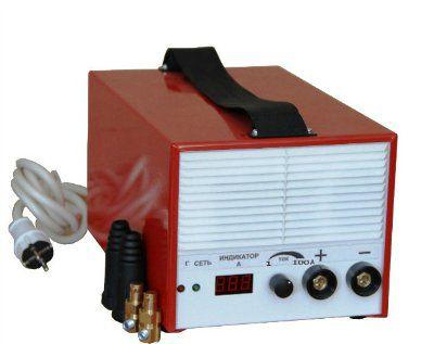 Выпрямитель (источник) для Гальваники Страт-100ВГ (100 Ампер, 12 Вольт)