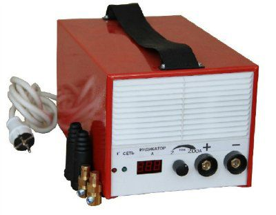 Выпрямитель (источник) для Гальваники Страт-300ВГ (300 Ампер, 12 Вольт)