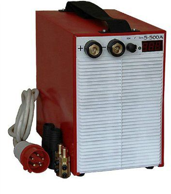 Выпрямитель (источник) для Гальваники Страт-5003ВГ (500 Ампер, 12 Вольт)