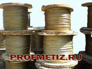 Грозотрос ТК70 ГОСТ 3063-80 ф 11,0 мм. оцинкованный