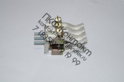 Розетка контактная К-12 1000А (тип-лодочка)