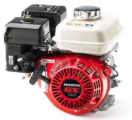 Бензиновый двигатель HONDA GX-120 (SX-4) 3.5 л.с.