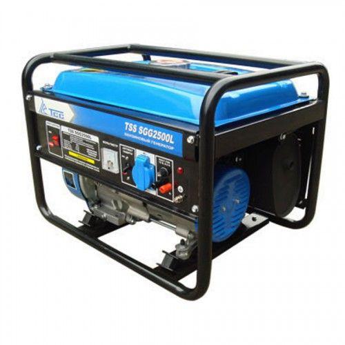 Бензогенератор TSS SGG 2600L (2.5 кВт)