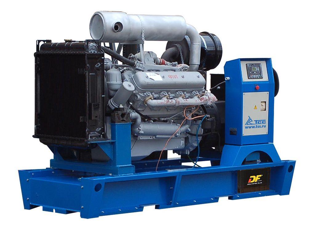 Дизельные генераторы АД-160С-Т400