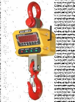 Весы крановые электронные ВСК-ВД (ВСК-20000ВД, ВСК-30000ВД