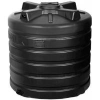 Бак для воды емкостью 750 литров Aquatech ATV(черный) с поплавком