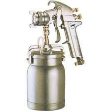 Краскораспылитель пневматический для нанесения грунтовки ABAC 760132