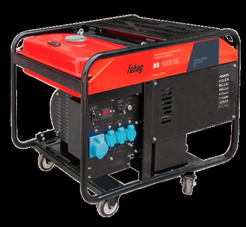 Бензиновый генератор Fubag BS 10000 ES (9.5 кВт)