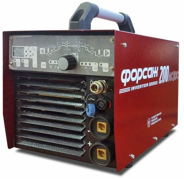 Cварочный аппарат Форсаж-200 AC/DC