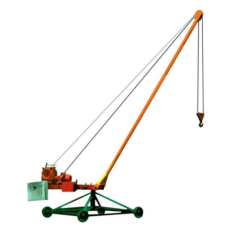 Кран стреловой Пионер КС-500 г/п 500кг, H 45м