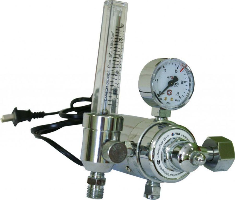 Регулятор расхода газа с подогревателем У-30/АР40П