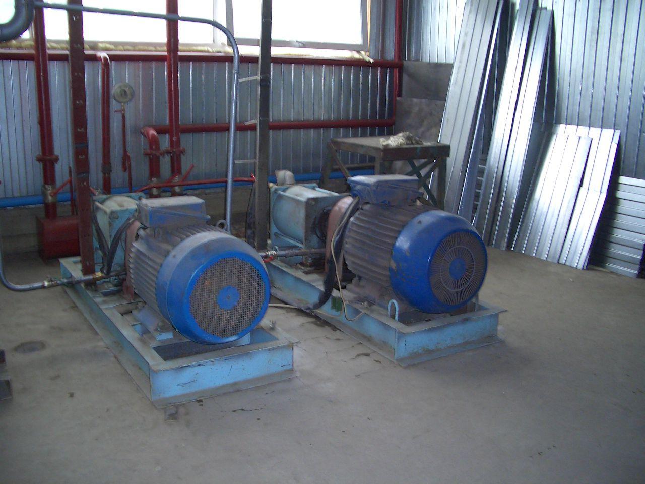 Тепловой гидродинамический насос ТС1-160
