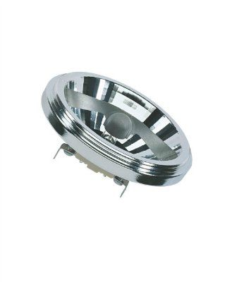 Лампа галогенная с отражателем 41850 WFL HALOSPOT 111 40° 100W 12V G53 OSRAM