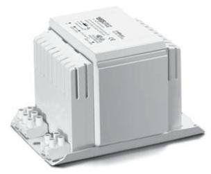 Электромагнитный ПРА (Дроссель) NAHJ 400.006 220V/50HZ 179740 148x102x92мм ЭМПРА для ламп HS, HI 400W, 220V, T=70°. Vossloh-Schwabe (Германия)