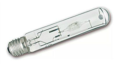 Лампа металлогалогенная HSI-TSX 250W BriteLux 4000К E40 2,9A 21000lm d48x260мм прозрачная ±360° артикул 0024407 SYLVANIA