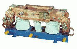 Разъединитель внутренней установки  РВР-10 -