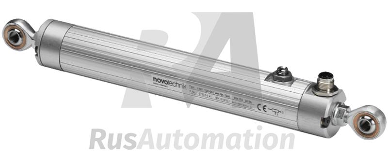 Потенциометрический датчик положения для экстремальных условий. Novotechnik LWX-0150-001