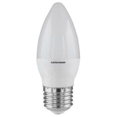 Свеча СD LED 6W 3300K E27