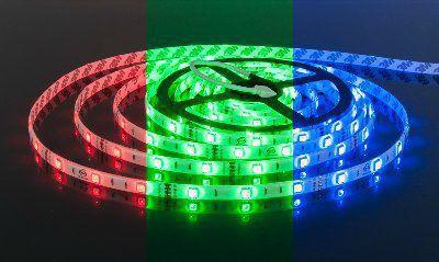 Набор светодиодной подсветки 5м 14,4 W IP65 мульти