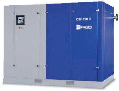 Винтовые компрессоры серии DRF 13633 л/мин и DRF IVR 4675-26533 л/мин