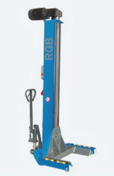 Slift RGB44 Колонны подкатные г/п 8х5,5 т. электромеханические
