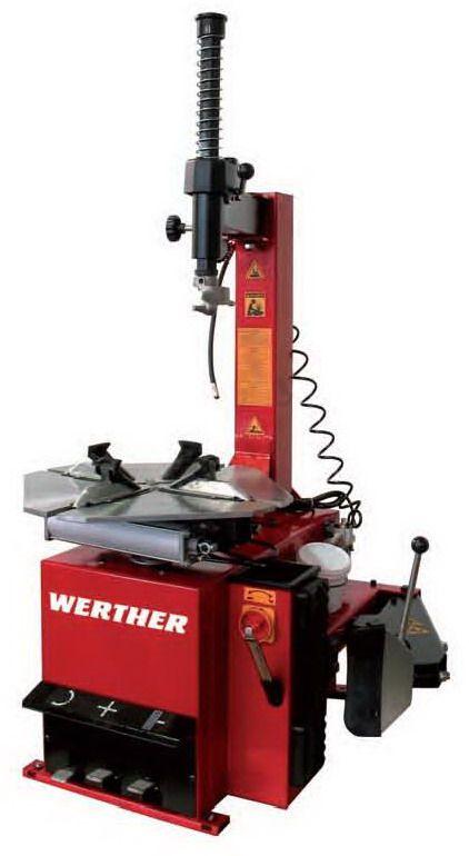 """Werther-OMA Titanium100/22 Шиномонтажный стенд полуавтоматический 11-22"""""""