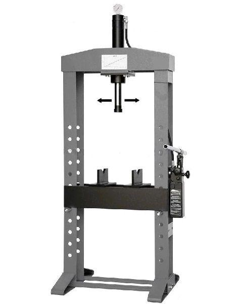 Werther-OMA PR10/PM(OMA651B)_grey Пресс 10 т. с ручным приводом