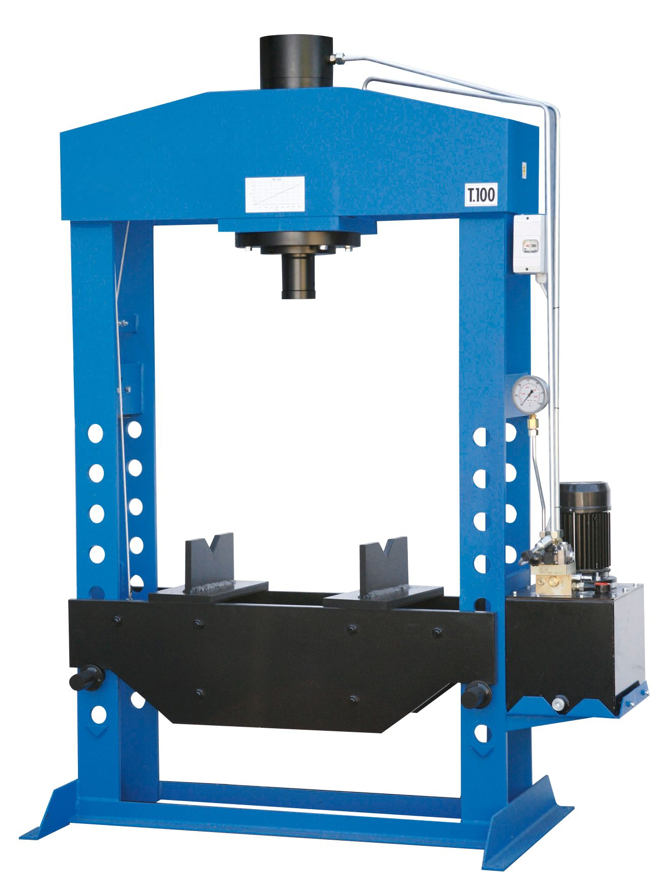 Werther-OMA PRM100(OMA666) Пресс 100 т. с электроприводом